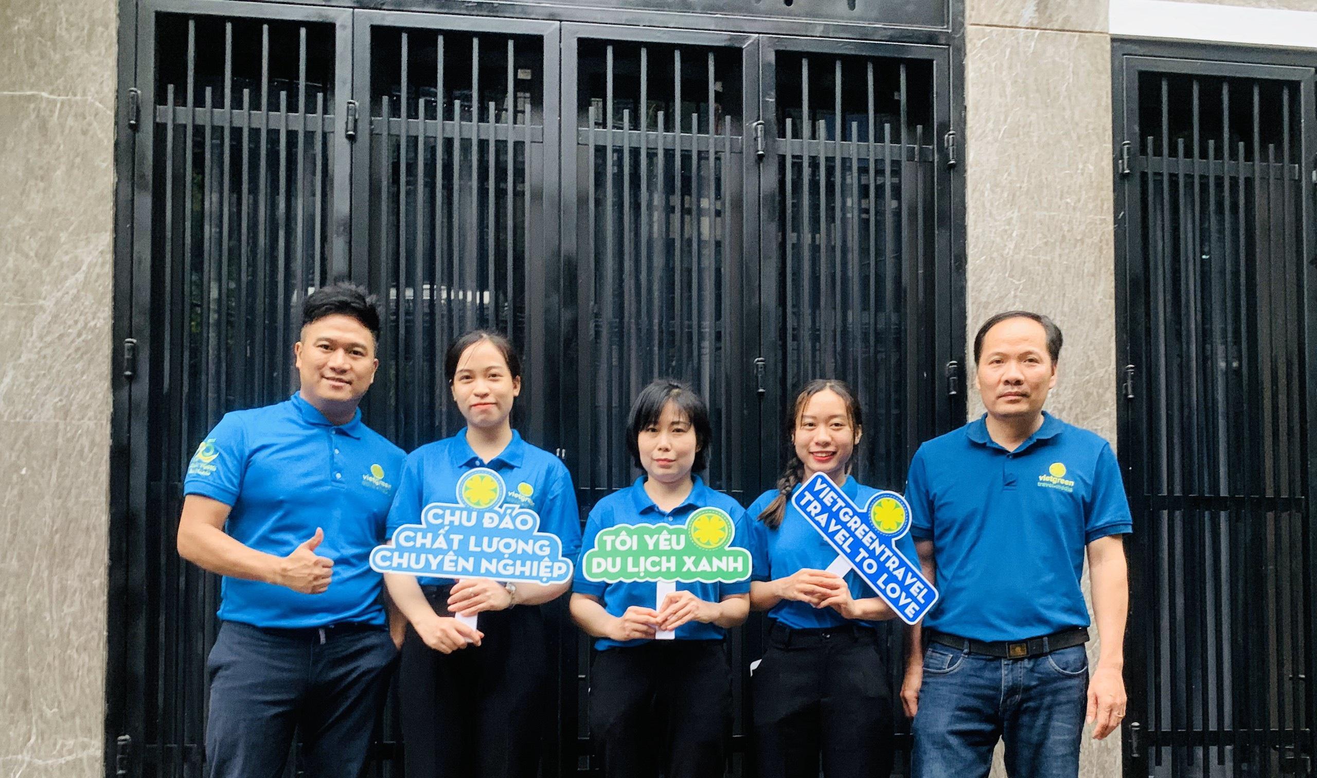 Hồ sơ năng lực Du Lịch Xanh, Viet Green Travel 2018