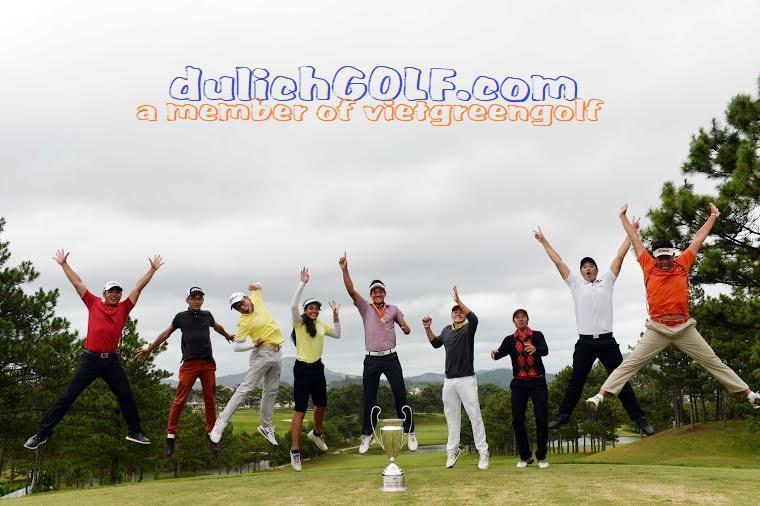 Viet Green Golf triển khai kinh doanh bán tour golf, đặt tee off, bán thiết bị chơi golf