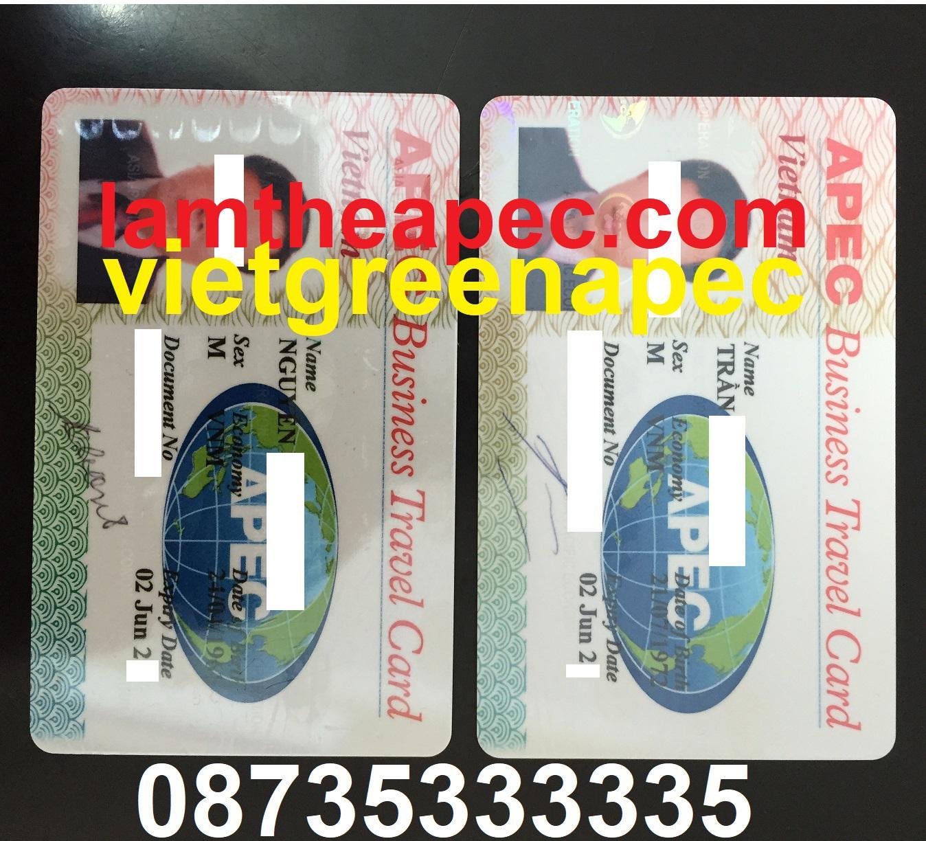 Thủ tục gia hạn thẻ APEC năm 2021 nhanh gọn