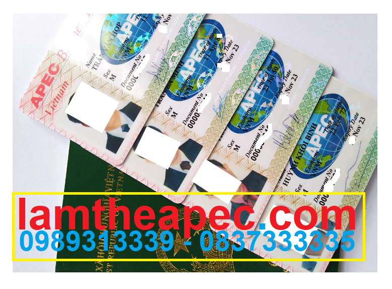 Những câu hỏi thường gặp khi làm thẻ APEC - VIETGREEN APEC