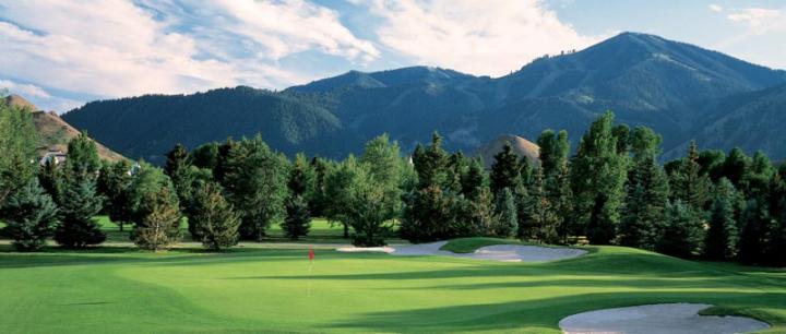 Clark Sun Valley Golf and Country Club-sân golf ấn tượng