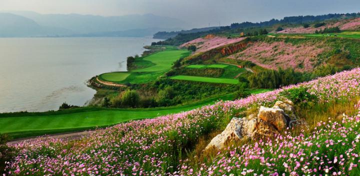 Spring City Golf & Lake Resort (Spring City)- sân golf lớn nhất Trung Quốc