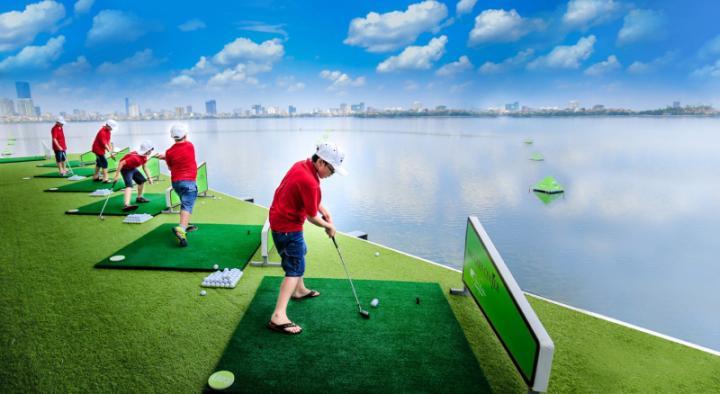 Học viện gôn Jack Nicklaus - BRG Golf Center