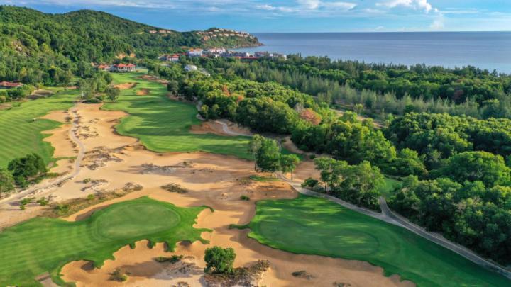 Sân Golf Laguna Lăng Cô Club- Thừa Thiên Huế