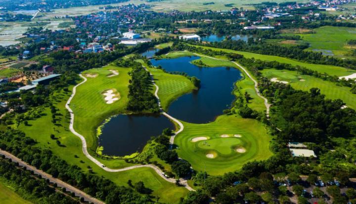 Sân Golf Hà Nội - Hanoi Golf Club-sân golf đam mê của các golf thủ