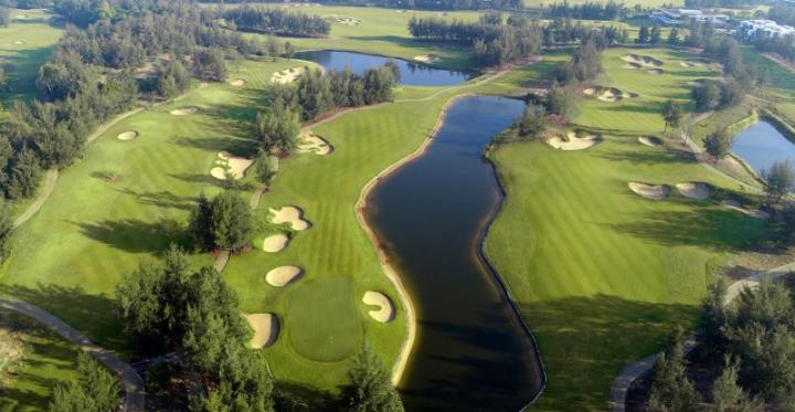 Montgomerie Links Vietnam -sân golf số 1 tại Quảng Nam)
