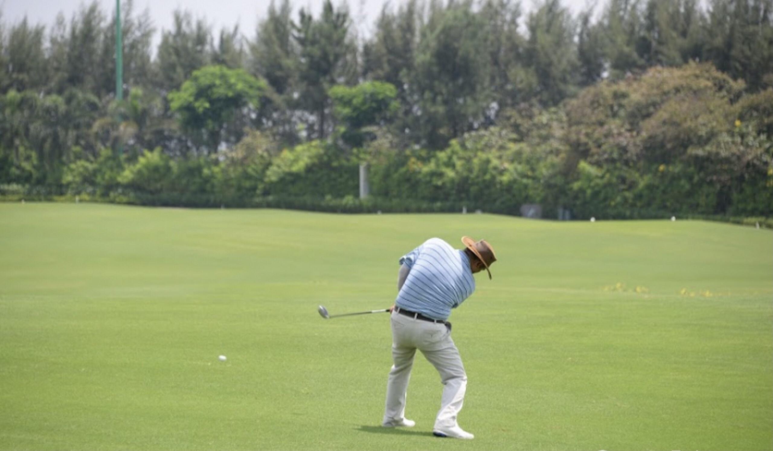 Những tình huống khó khăn nhất trên sân golf