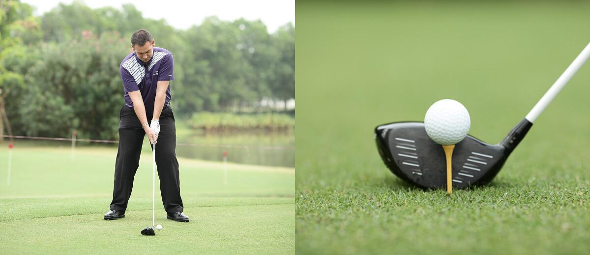 Bỏ túi bí quyết đánh golf xa và thẳng với gậy driver hiệu quả