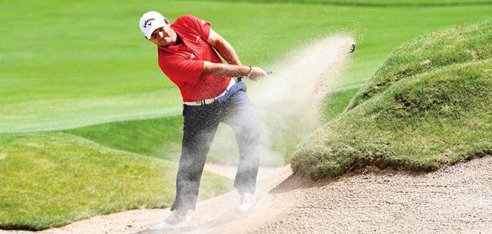 Một vài bí kíp giúp golfer vượt qua những bẫy cát