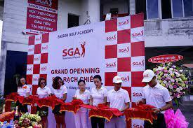 Học viện Golf Biomechanics SGA chính thức khai trương chi nhánh thứ 2 tại TP.HCM