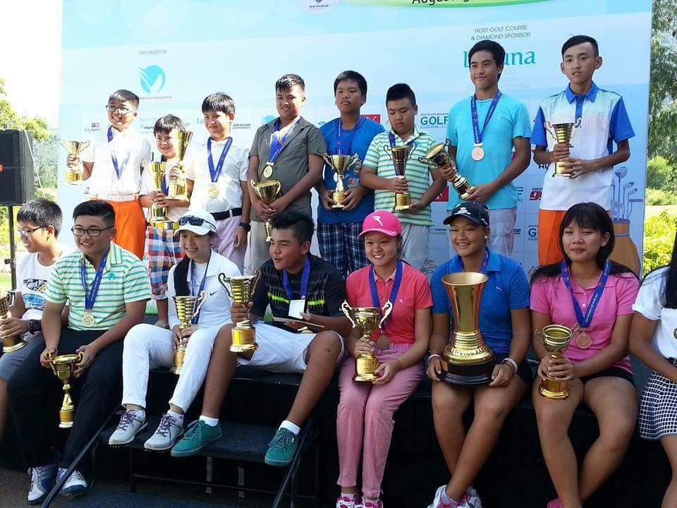 Học golf miễn phí cùng nhà cựu vô địch nữ QG Nguyễn Thảo My