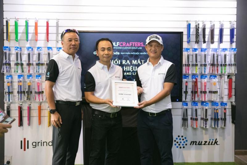 Grindworks và Muziik chính thức có mặt tại  Việt Nam
