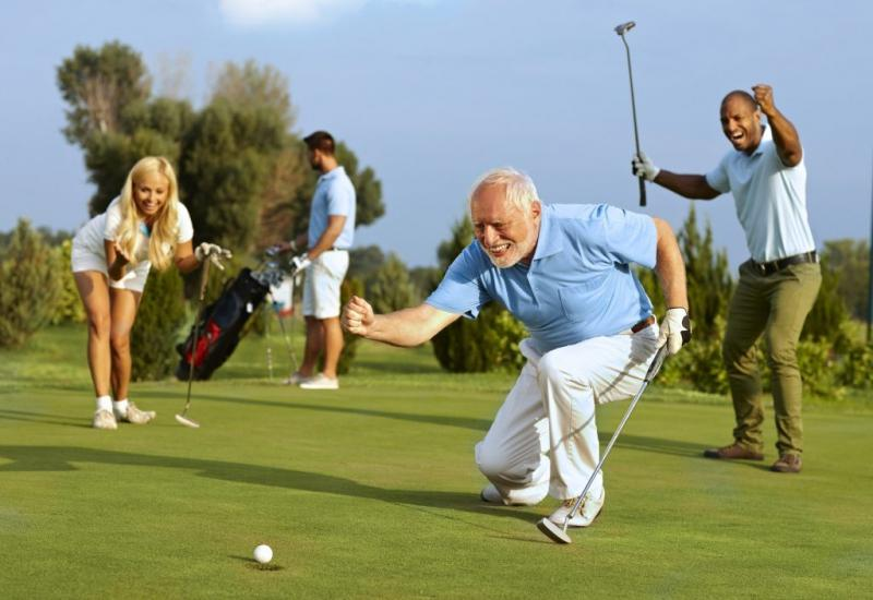 Số lượng golfer ở Mỹ ngày càng tăng