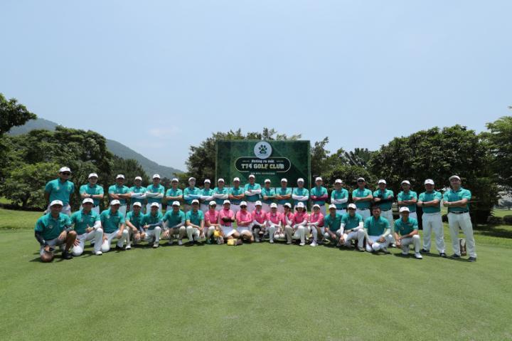 Câu lạc bộ Golf T74 chính thức hoạt động