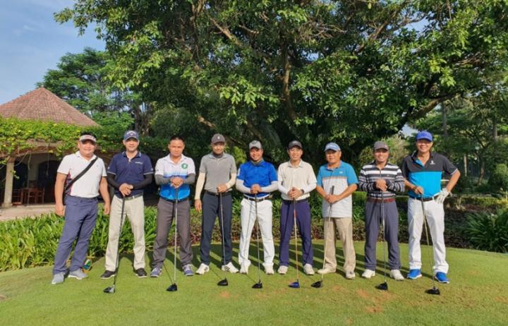 CLB Golf VLC - CLB mới nhất trpng cộng đồng Golf Việt