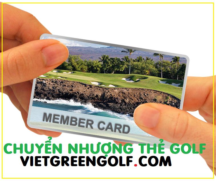 Xu hướng Mua bán chuyển nhượng thẻ golf tại Việt Nam