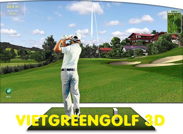 Công nghệ Golf 3D là gì