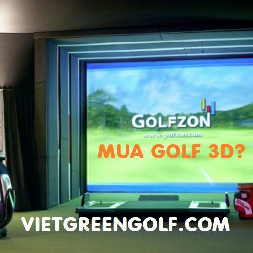 Kinh nghiệm lắp đặt phòng chơi Golf 3D trong nhà