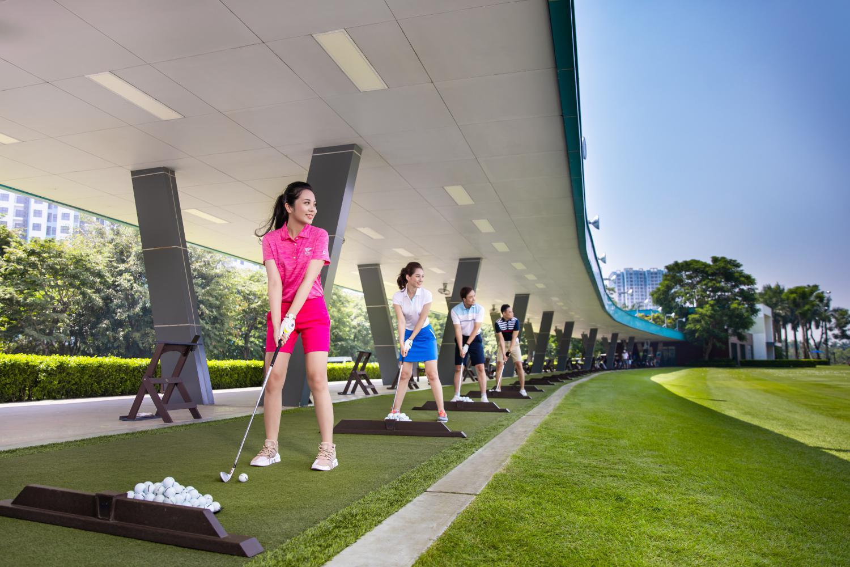 Sân golf Ecopark và những review chi tiết nhất