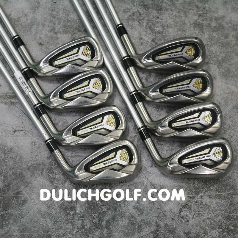 Bộ gậy golf tiêu chuẩn gồm bao nhiêu gậy?