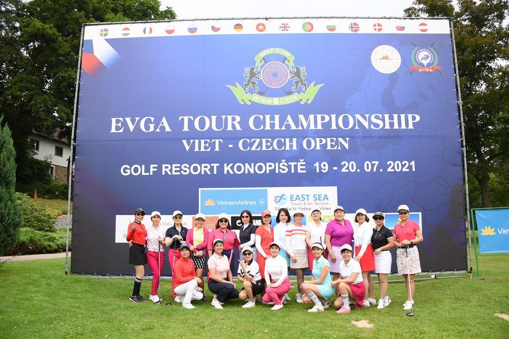 Giải EVGA Tour 2021 tổ chức tại Cộng hoà Séc thành công