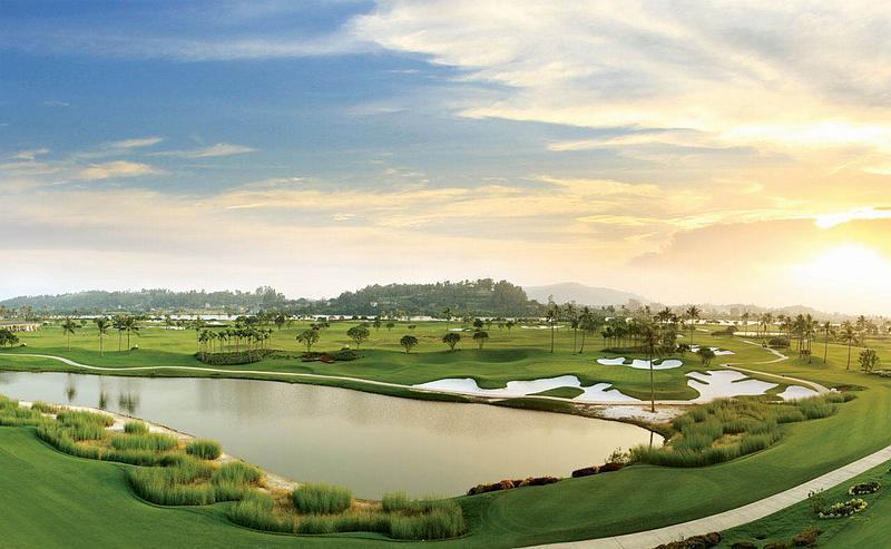 BRG Legend Hills Golf & Resort - sân golf 18 hố ngày thường