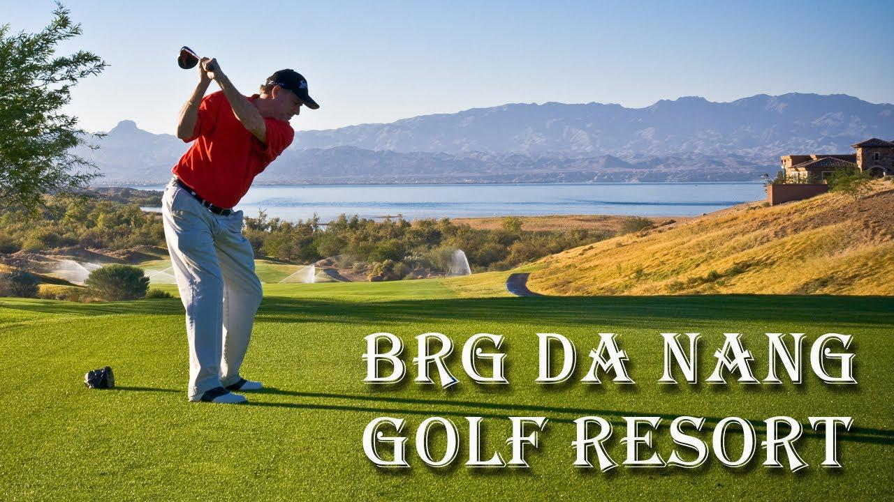 Sân golf Đà Nẵng, BRG Da Nang Golf Resort - 18 Hố - Ngày thường