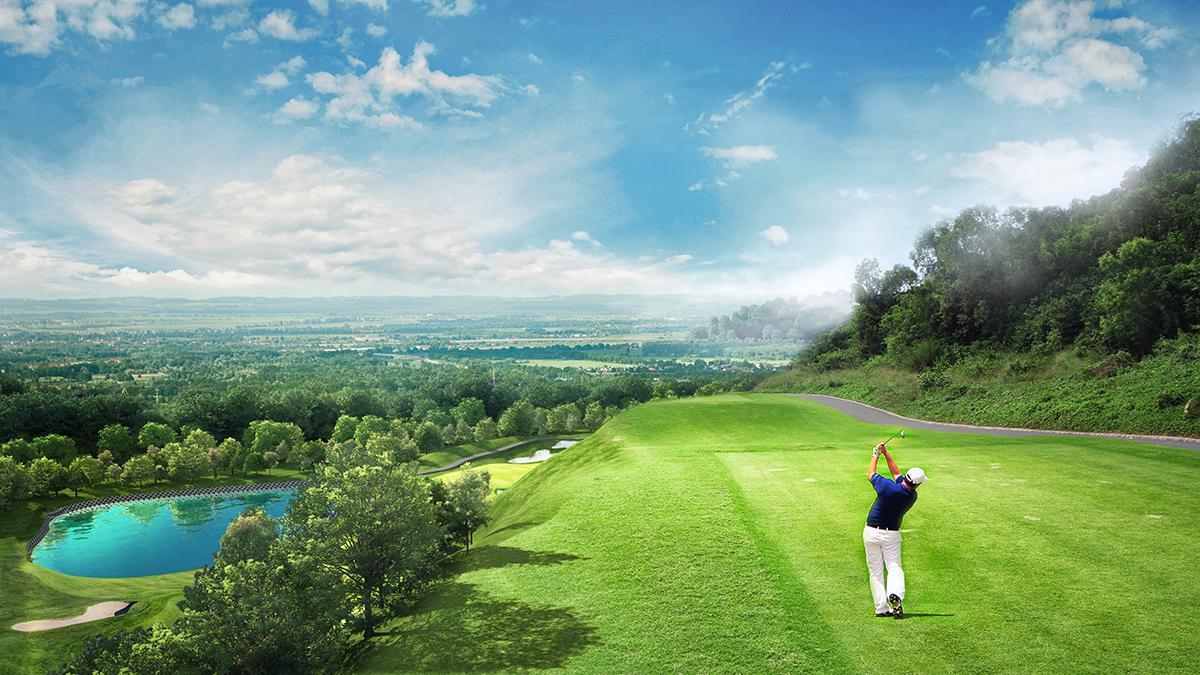 Yên Dũng Resort & Golf Club - 18 hố - ngày thường