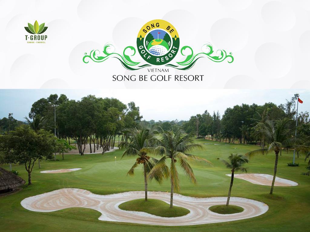 Sân Sông Bé Golf Resort 18 hố trong tuần