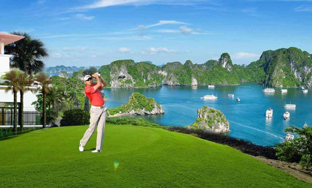 Tận hưởng kỳ nghỉ golf 5* tại Hà Nội - Hạ Long
