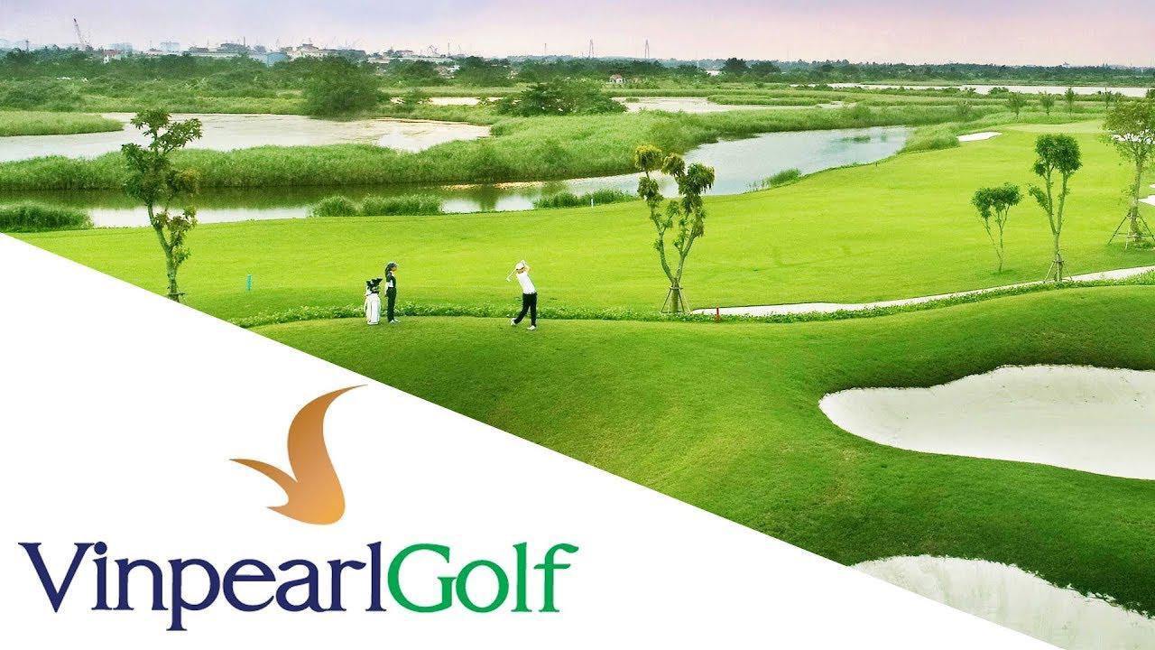 Tour golf Hải Phòng: sân Vinpearl Golf Hải Phòng - 2 ngày
