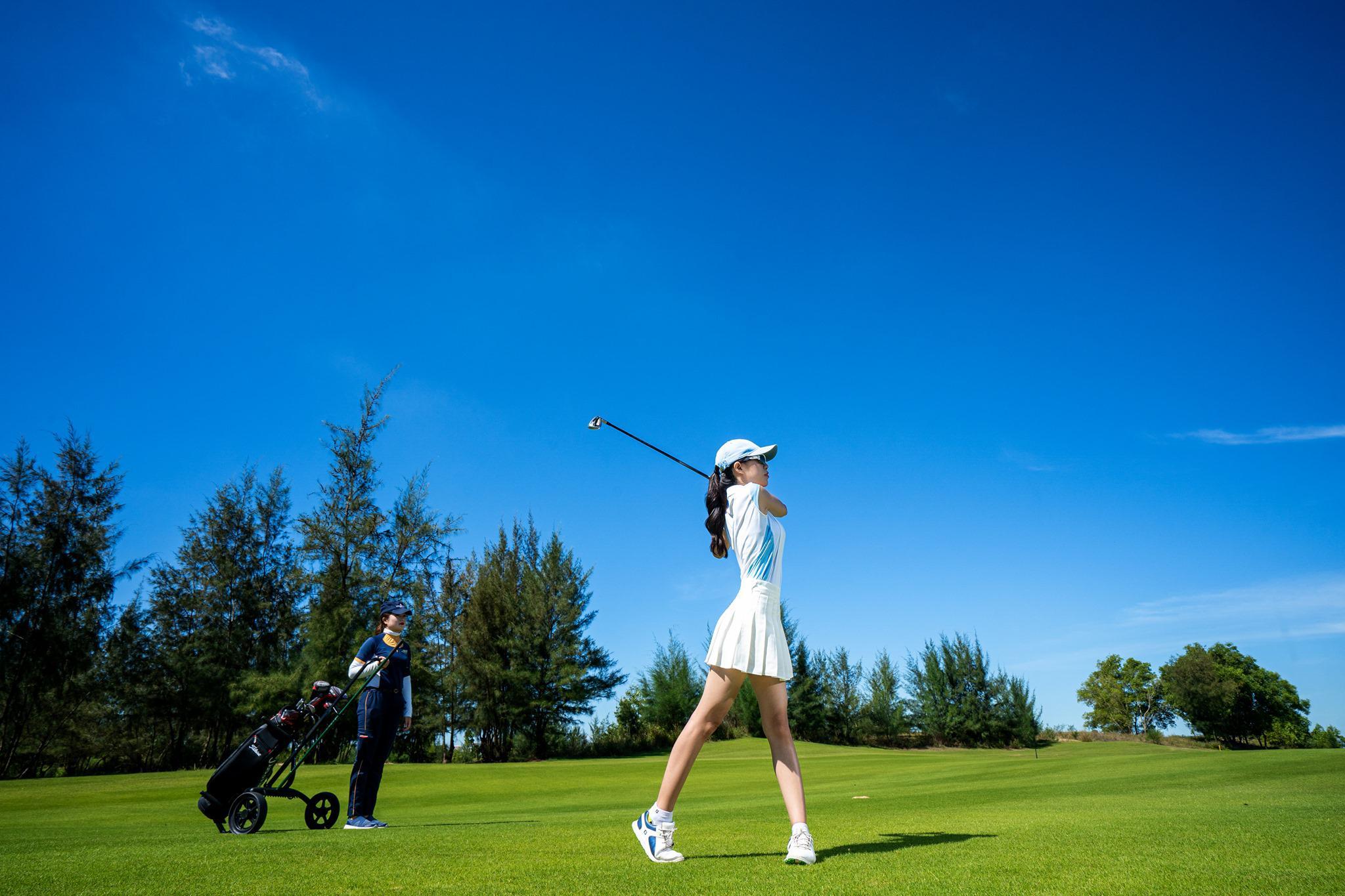Chơi golf đẳng cấp tại hệ thống sân Golf Vinpearl
