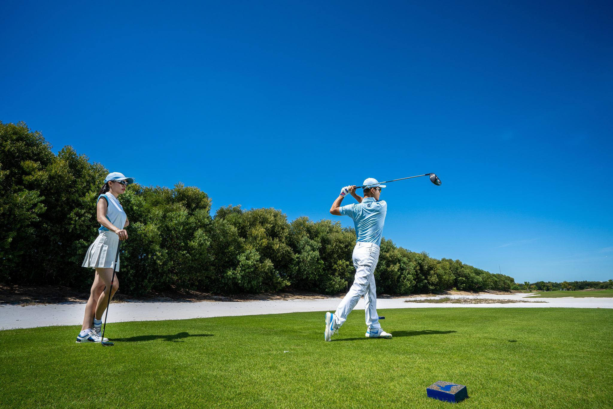 Chơi Golf thỏa thích tại Vinpearl Nam Hội An Chủ Nhật giá rẻ