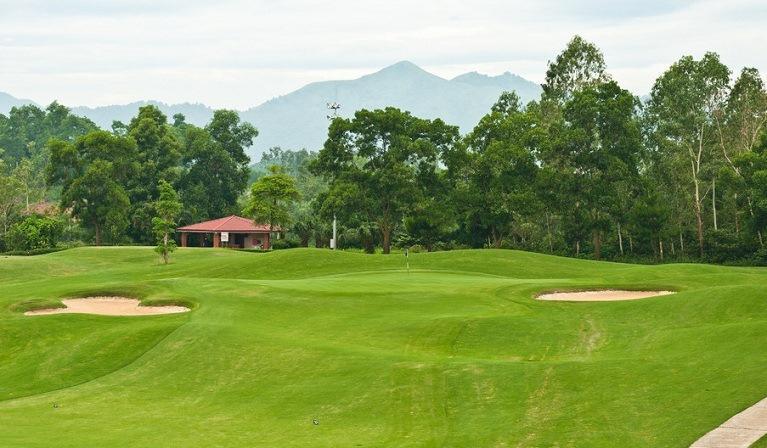 BRG King's Island Golf Resort - Sân King Course 18 hố ngày thường