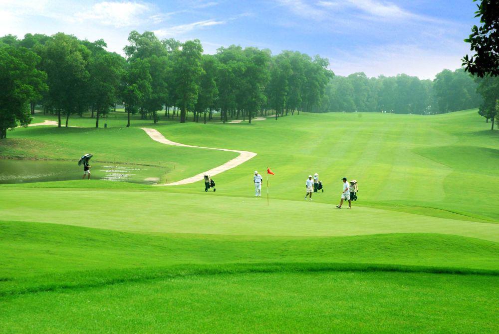 BRG King's Island Golf Resort - Sân King Course 27 hố ngày thường