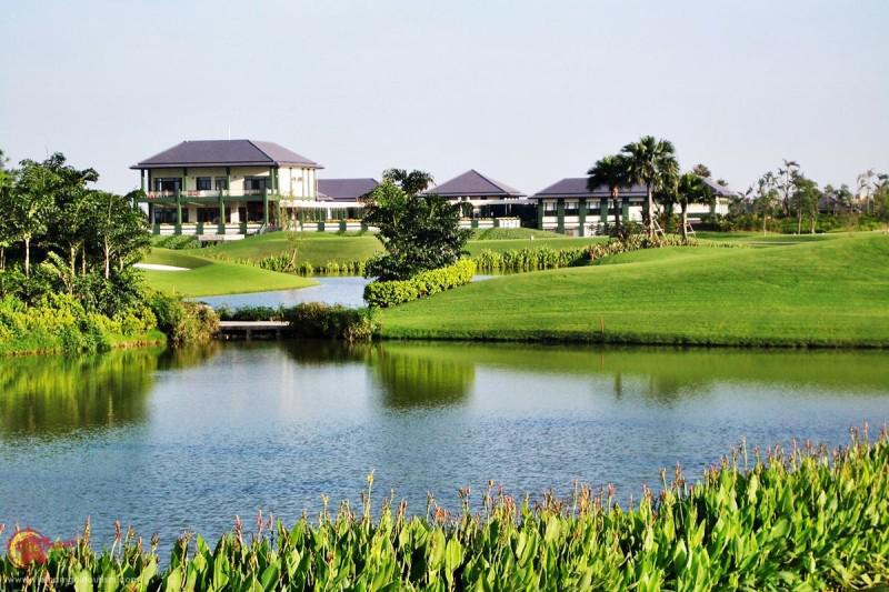 Đặt sân Van Tri Golf Club cho bạn hội viên cuối tuần