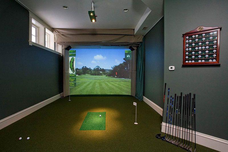 Gói lắp đặt golf 3D: VIP Diamond Golf GC Quad chất lượng quốc tế