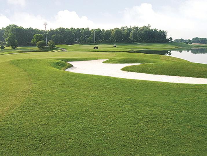 Sân BRG Golf Legend Hill 18 hố cuối tuần - Sân Golf Đẳng Cấp Hà Nội