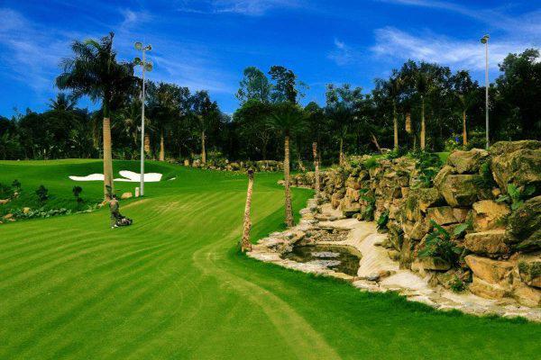 Đặt dịch vụ tại Asean Golf Resort cho khách lẻ - 9 hố chơi trong 1h
