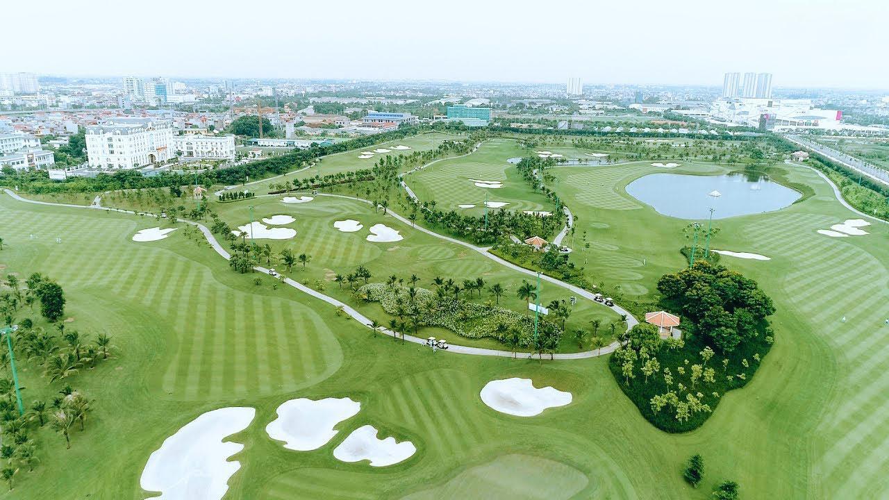 Đặt dịch vụ tại Long Bien Golf Club 18 hố - ngày thường