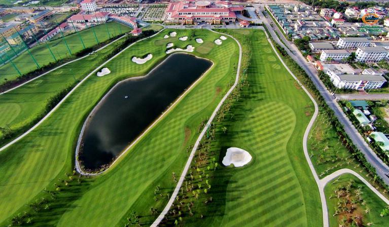 Đặt dịch vụ tại Long Bien Golf Club 27 hố - ngày thường