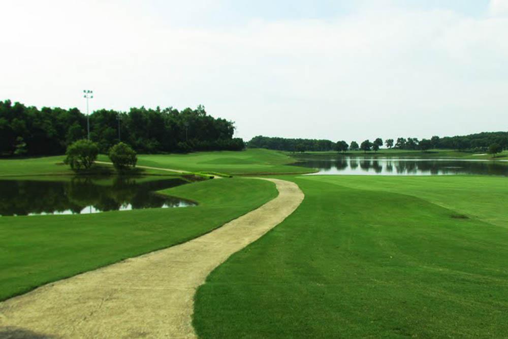 Đặt tee off sân BRG Kings Island Golf Resort -Lakeside 9 hố cuối tuần