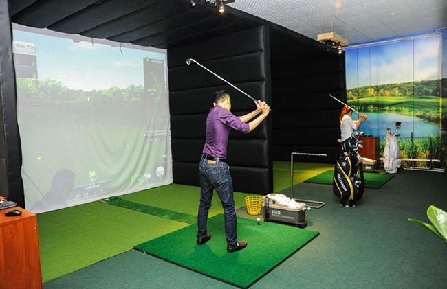 Gói lắp đặt 3D: Cyber Golf Skytrak Ver 2.1 Premium | Viet Green Golf