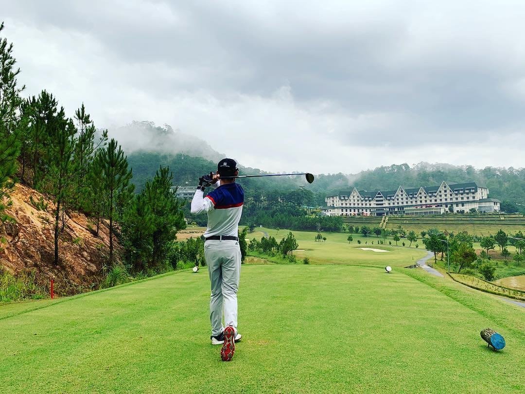 Sân golf SAM Tuyền Lâm - 9 hố - trong tuần
