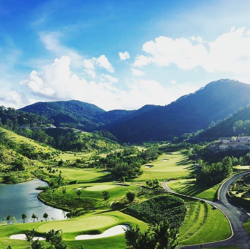 Sân golf SAM Tuyền Lâm - 27 hố - trong tuần