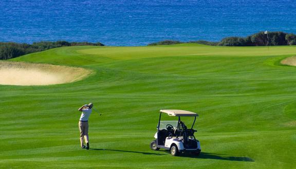 Mong Cai International Golf Club - 18 hố - cuối tuần