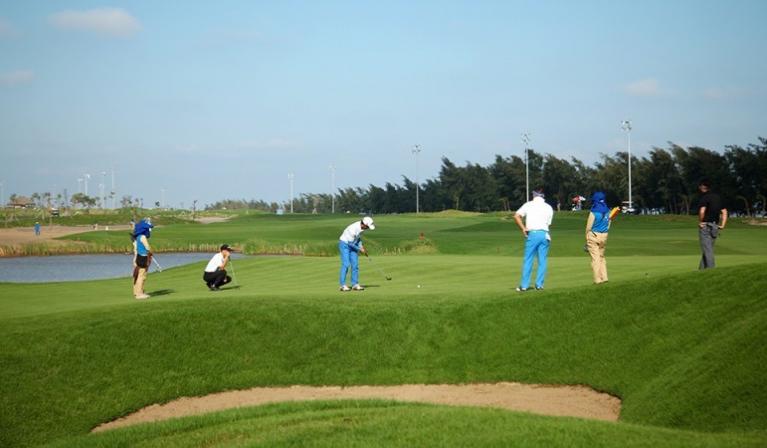 Mong Cai International Golf Club - 18 hố - trong tuần