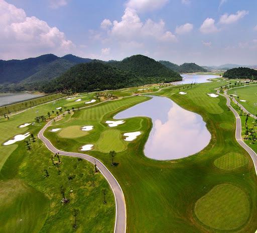 BRG Ruby Tree Golf Resort - 9 hố - cuối tuần