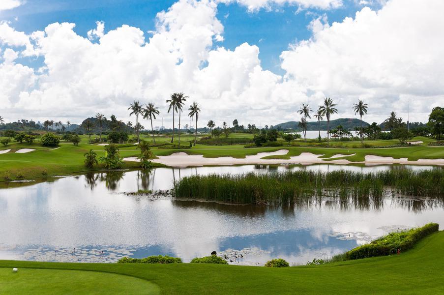 Sono Belle golf Hải Phòng (Sông Giá) - Hills Course 9 hố - cuối tuần