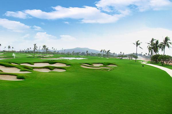 Sono Belle golf Hải Phòng (Sông Giá) - Ocean Course 18 hố - trong tuần